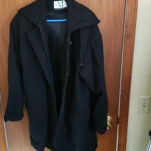 Mackintosh made in USA Peacoat